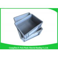 Quality Agriculture Moving Storage Euro Stacking Containers Leakproof Environmental Protection for sale