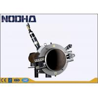 79kgs Pneumatic Pipe Cutting Beveling Machine For Chemical Plant