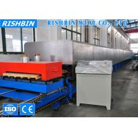 Wholesale 60 KW Discontinuous Polyurethane Sandwich Panel Production Line For Cooling Room from china suppliers