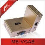 Passive VGA Extender via cat5e/6 MB-VGAB