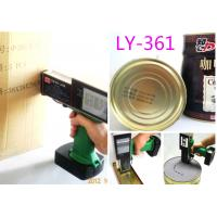 Ly-361 Touch Screen Hot Sale Printing Machinery Dating Machine/hand inkjet printer