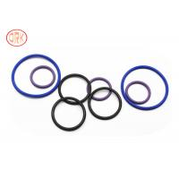 Quality rubber  products wholesale High Tempereture blue Silicone O Rings for sale