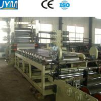 Buy cheap PVC Sheet Calendering Machine , PVC Sheet Making Machine With Customized Length from wholesalers