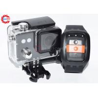 Diving Sport DV Black FHD 1080p Action Camera With 30m Waterproof Case
