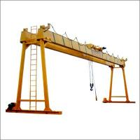 Wholesale 10 ton Single girder overhead crane in textile industry from china suppliers