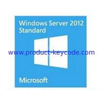 Wholesale Server 2012 Product Key For  Server 2012 Standard from china suppliers