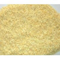 Wholesale 100% Pure Food Grade Fried Garlic Granules With Root 8 - 16 Mesh 16kg from china suppliers