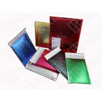 Aluminum Metallic Mailing Bags Envelopes With Bubble Wrap Inside