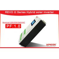 Buy cheap 50Hz/60Hz On/Off Grid Pure Sine Wave 230VAC Solar Hybrid Power Inverter from wholesalers
