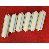 Quality Nylon Conveyor Rollers Fertilizer Plant Conveyor Belt Rollers Operate Silently for sale