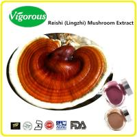 factory price natural 30% Polysacharides Chinese red reishi mushroom extract