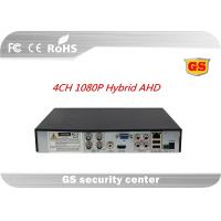 JPEG AHD CCTV dvr security recorder / Night Vision digital video recording system 3520DV300+4G