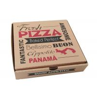Food Packaging Corrugated Cardboard Pizza BoxesRecycled Food Grade Paper