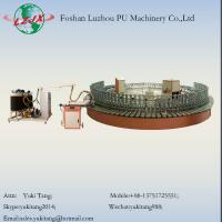 HOT SALE! China Factory PU Pouring Shoe Foaming Machine  with 60 stations automatic production line