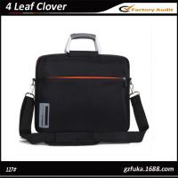 Wholesale briefcase business bag with long strap 13inch laptop bag