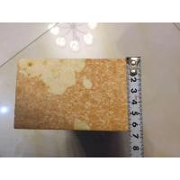 Quality 95%-96% SiO2 Silica Refractory Bricks for Coke Oven, Glass Oven and Hot Air Furnace for sale