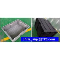 rotational mold for military box