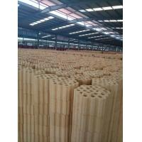 Quality High Temperature Resistance Silica Refractory Bricks Varius Shapes for sale