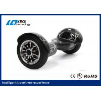 Big tyre 2 wheel 10 Inch Self Balancing Scooter , Electric Standing Scooter 350W