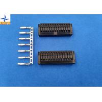 2.54mm pitch RA connector Equivalent  I/O connectors Wire to Board Crimp style Connectors