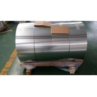 Uncladding Heat Exchanger Thick Aluminum Foil Anti - Collapsing H14 140 - 185 MPa