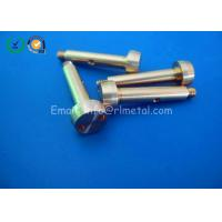 Wholesale Mechanical Precision CNC Turned Components Auto Metal Parts Zinc Plating from china suppliers