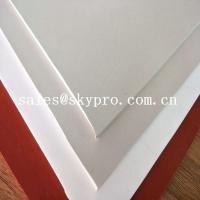 Quality Food Grade Soft Customized Latex Rubber Sheet Odorless Rubber Sheeting Roll for sale