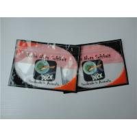 Customized Size Plastic Fishing Worm Bag Moisture Proof OPP / CPP Material