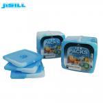 El refrigerador seguro de la comida no tóxica embala las bolsas de hielo del almuerzo que se refrescan para los bolsos del almuerzo de los niños
