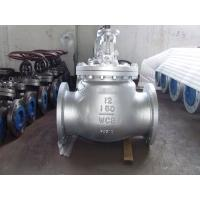 Fire Proof 12 Inch Swing Check Valve TRIM BB CF3 BODY With 150 LB Pressure