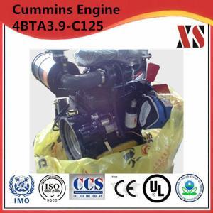 Cummins diesel engine 4BTA3.9-C125
