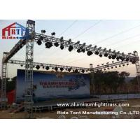 290x290mm Stage Light Truss Rigging Highly Safe For Large Celebration Show