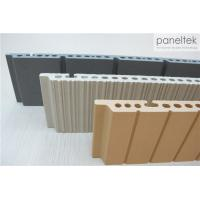 Quality Textured Terracotta Panel System 300 - 1500mm Length With Earthquake Resistance for sale
