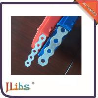 Perforated Panel Galvanized Steel Hanger Strap , Metal Hanger Strap Cold Rolled