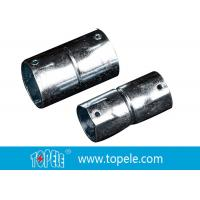 Quality TOPELE 25mm / 32mm BS Electrical Conduit steel coupler for sale