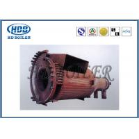 Buy cheap Automatic Large Scale Horizontal Industrial Cyclone Dust Separator High Efficiency from wholesalers