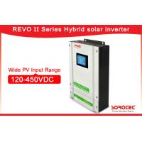 Buy cheap Hybrid Solar Pure Sine Wave Inverter , Solar Inverter With Battery Backup from wholesalers