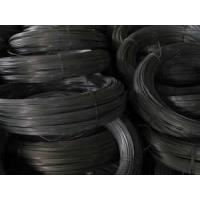 Wholesale Rust Resistant Black Annealed Iron Wire Big Coil Spray Oil With Straightened Cut from china suppliers