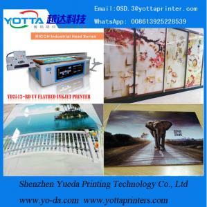 Digital uv flatbed printer for ceramic,glass,wood,metal etc price for sale
