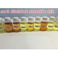 250mg Finished Oil Injection Steroid Boldenone Prohormone ISO9001 GMP Certification