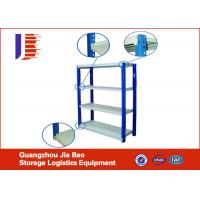 Wholesale Customized Light Duty Racking System metal shelving racks 100kg-200kg from china suppliers