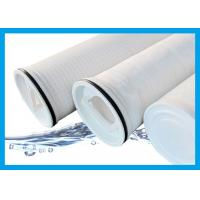 Wholesale Industrial PP Pleated 20 inch Water High Flow Filter Cartridges for Pall Ultipleat from china suppliers