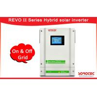 Buy cheap 3kW 80A MPPT Solar Charge Controller 230/240VAC Hybrid Solar Power Inverters from wholesalers