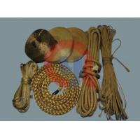 Aramid High Strength Rope ,  Low Shrinkage Inflame Retarding Fireproof Rope
