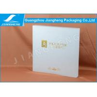 Wholesale SGS Logo Printing Cosmetic Packaging Boxes Hot Stamping With Eva Insert from china suppliers