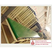 Office Buildings Corrugated Board Making Machine , Fireproof Roof Panel Roll Forming Machine