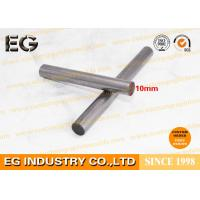 Quality Custom Size Graphite Rod Electrodes , 65 Mpa Compressive Strength Graphite Cylinder for sale