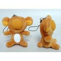 Supply 3d face doll-Brown Teddy