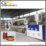 Quality 15-30kg/H Capacity 3d Printer Filament Making Machine PLC Control System for sale