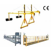 Quality Aluminium Alloy Suspended Access Platform For Building Cleaning for sale